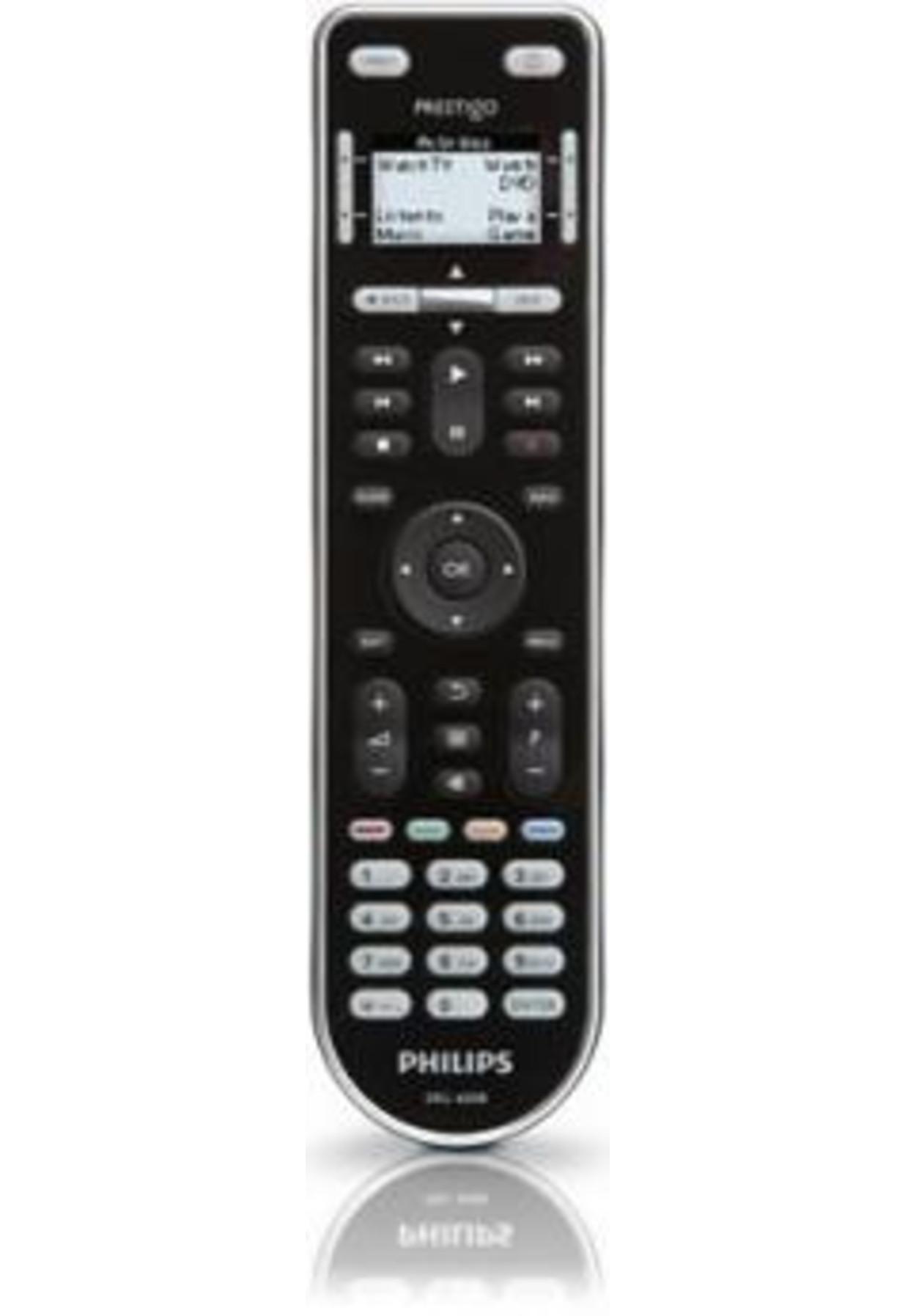 Prestigo telecomando universale sru6008 10 philips for Philips telecomando