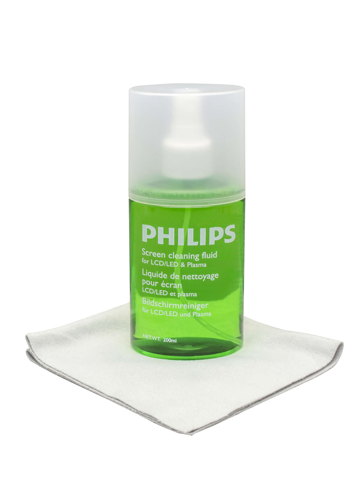 Screen Cleaner Svc1116g 10 Philips