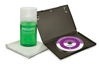 Philips  Cleaning kit LCD/ LED/ Plasma SVC4255G/17