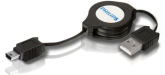 Philips  Câble USB 2.0 Rétractable SWR2111/27