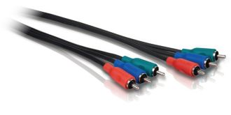 Philips  Component video cable 6 ft SWV2302H/17