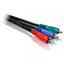 Component video cable kit