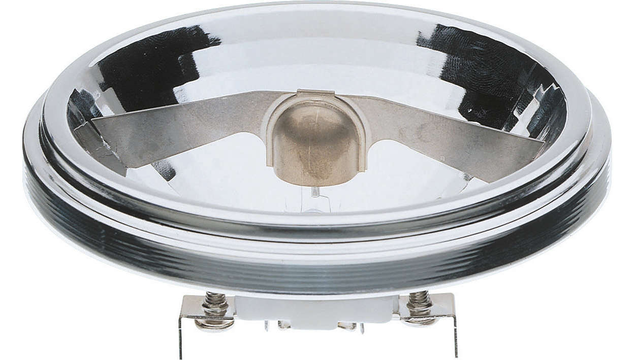 Large-diameter low-voltage reflector lamps for even more flexibility in accent lighting