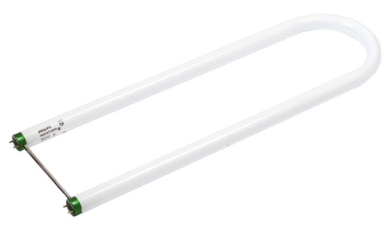 Energy Saving T8 U-Bent Lamps