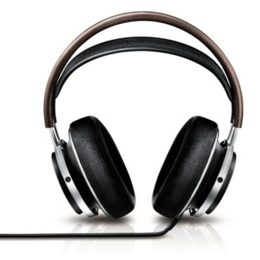 Fidelio Over-ear Black Hi-Fi Stereo Headphones