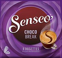 Dosettes Choco SENSEO