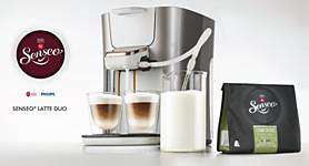Latte-duo-commercial appliance
