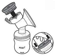 How Do I Assemble My Philips Avent Manual Breast Pump Avent