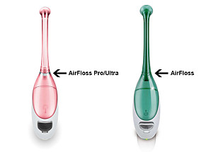 Philips Sonicare AirFloss types