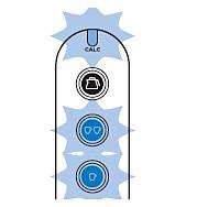 Anzeigen blinken bei der SENSEO® Switch HD7892