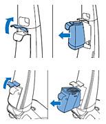 Den Wassertank nachfüllen