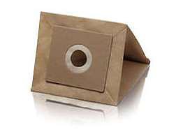 Coletor de sujeira em papel
