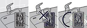 清洁 HEPA 集尘桶滤网