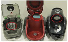 Motor koruma filtresi