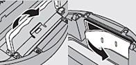 Anweisungen zur Reinigung des Motorschutzfilters