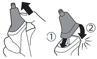 Nose trimming attachments