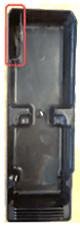Example drip tray GranBarirsto
