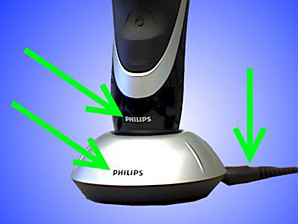 Philips Ladestation