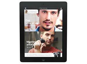 App 'Philips Grooming'