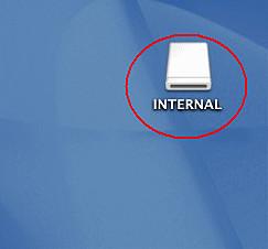 Internal device