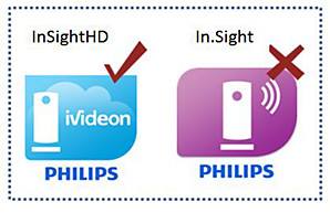 Philips InSightHD application