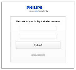 Philips InSight Webview