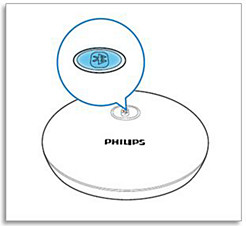 Philips audio reciever
