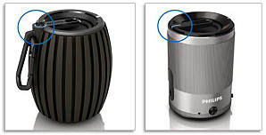 Philips speaker now paired with your device