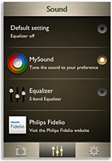 Philips SoundStudio application