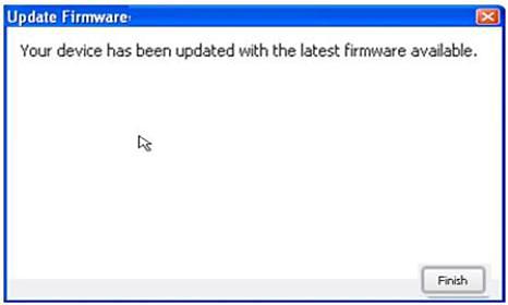 Philips player firmware update