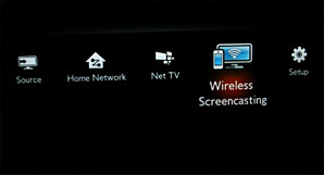 How can I wirelessly cast content to my Philips TV? | Philips