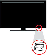 My Philips TV does not switch on with the remote control or