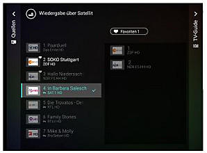 Wie sortiere ich die Sender neu? | Philips