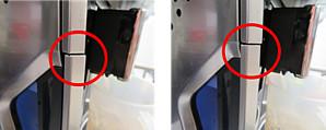 Insérer le réservoir d'eau dans la machine espresso Philips Saeco