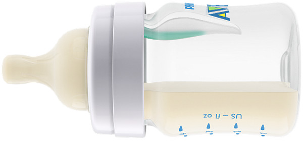 Avent bottle Airfree vent upright
