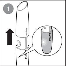 飞利浦便携式喷雾器充电事宜清单