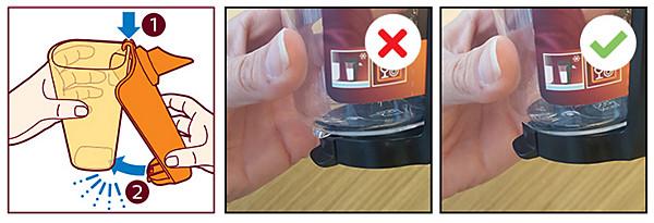 Comment monter le mousseur à lait Philips LatteGo