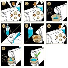 Instructions pour détartrer votre machine à café L'ORBarista