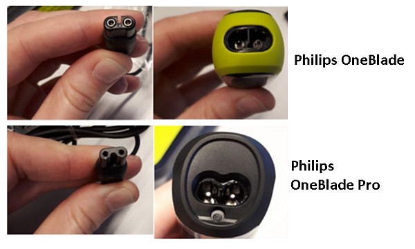 Philips OneBlade charger
