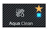 Aquaclean filter icon
