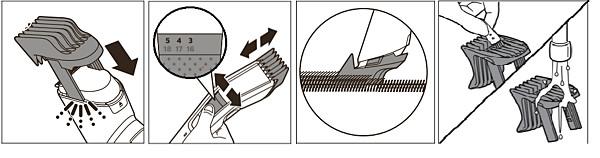 Jak korzystać z maszynki do strzyżenia włosów Philips