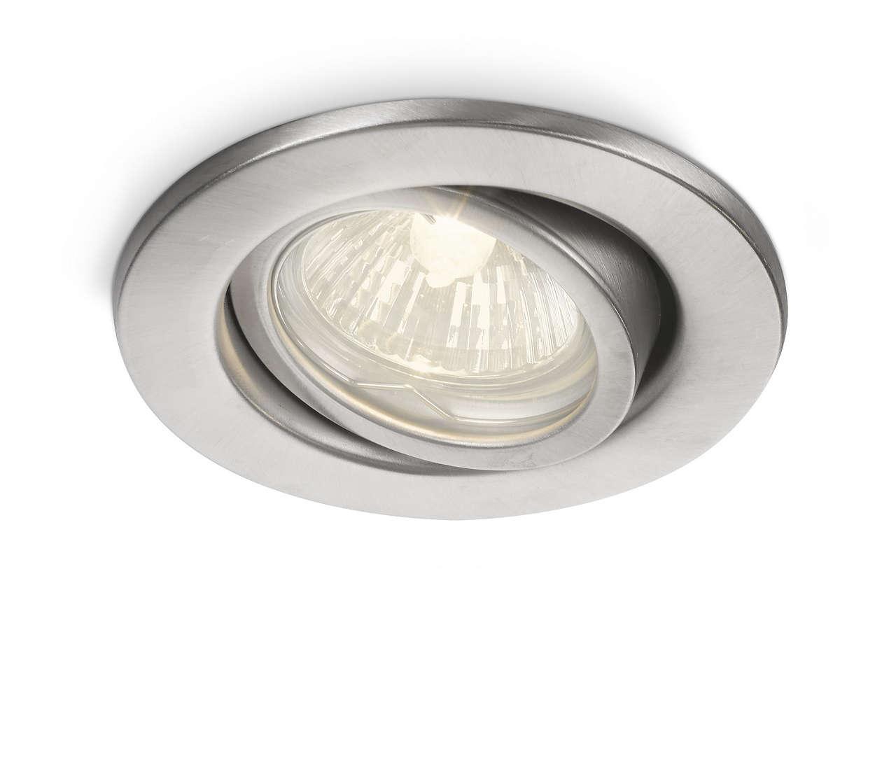 Sæt lys på din have om aftenen