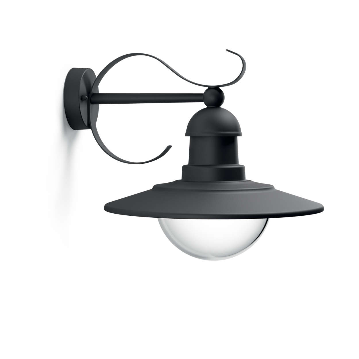 Wall light 0181630pn philips - Lampade da esterno philips ...