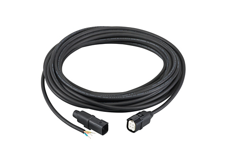 ZCP422 C15000 BK CE LEADER CABLE