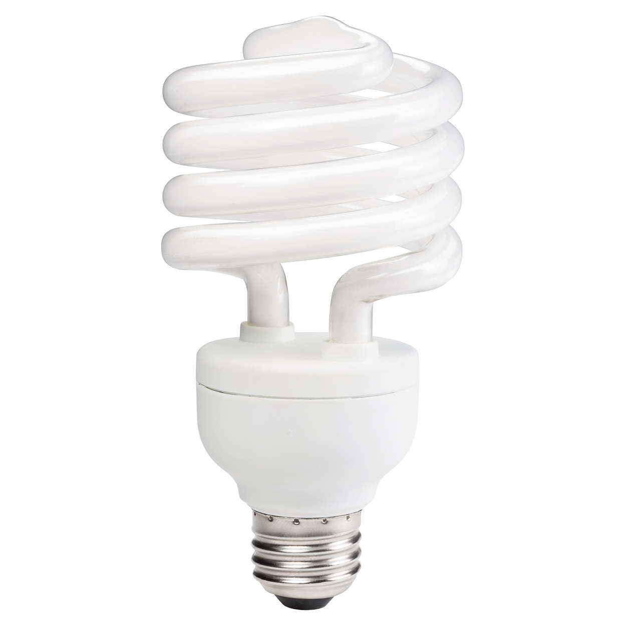 Lasts up to 13 times longer than incandescents