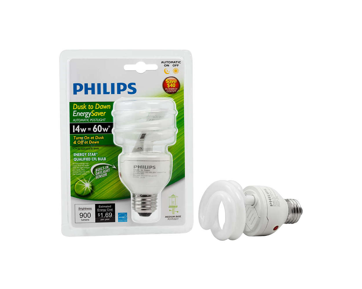 Energy saver twister 046677405854 philips welcome guests with confidence arubaitofo Images