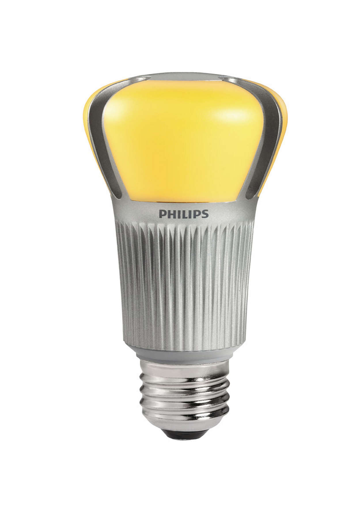 buy dimmable soft white a19 led bulb philips lighting. Black Bedroom Furniture Sets. Home Design Ideas