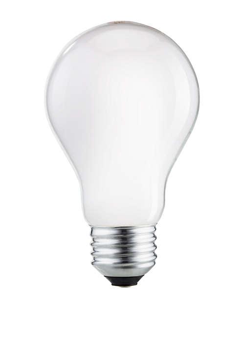 Energy savings at twice the life