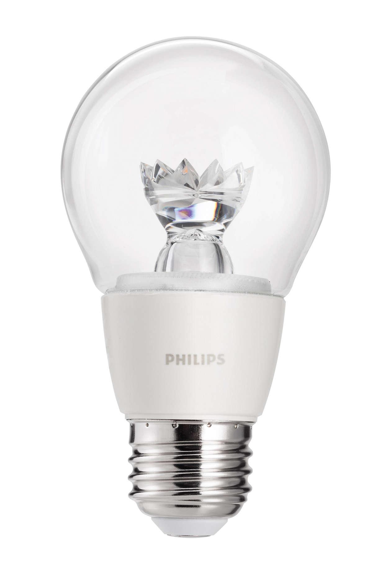 All-purpose light with a brilliant sparkle