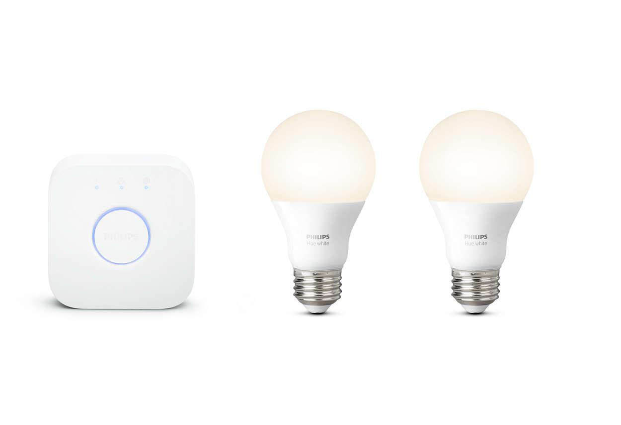 Automatisez votre éclairage